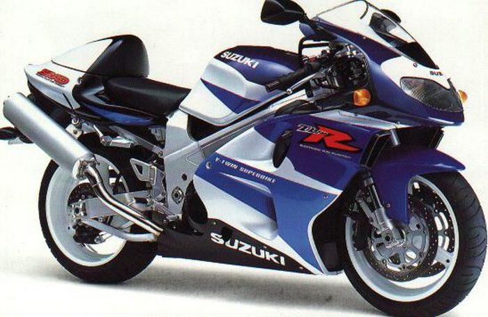 Suzuki TLR 1000 2003 - 11