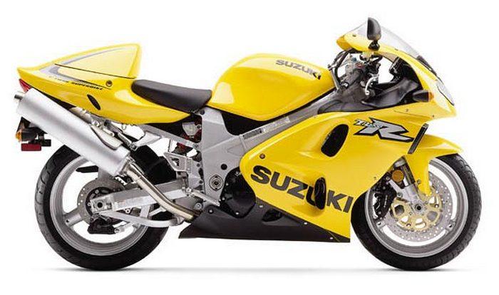 Suzuki TLR 1000 2003 - 4