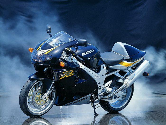 Suzuki TLR 1000 2003 - 7