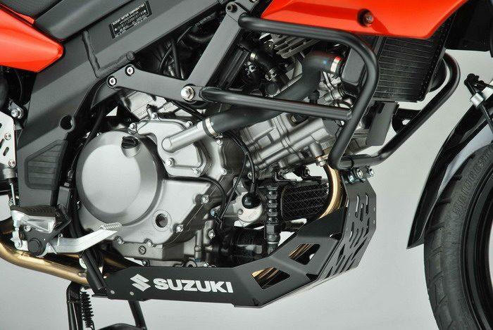 Suzuki DL 650 V-STROM Xpedition 2010 - 19
