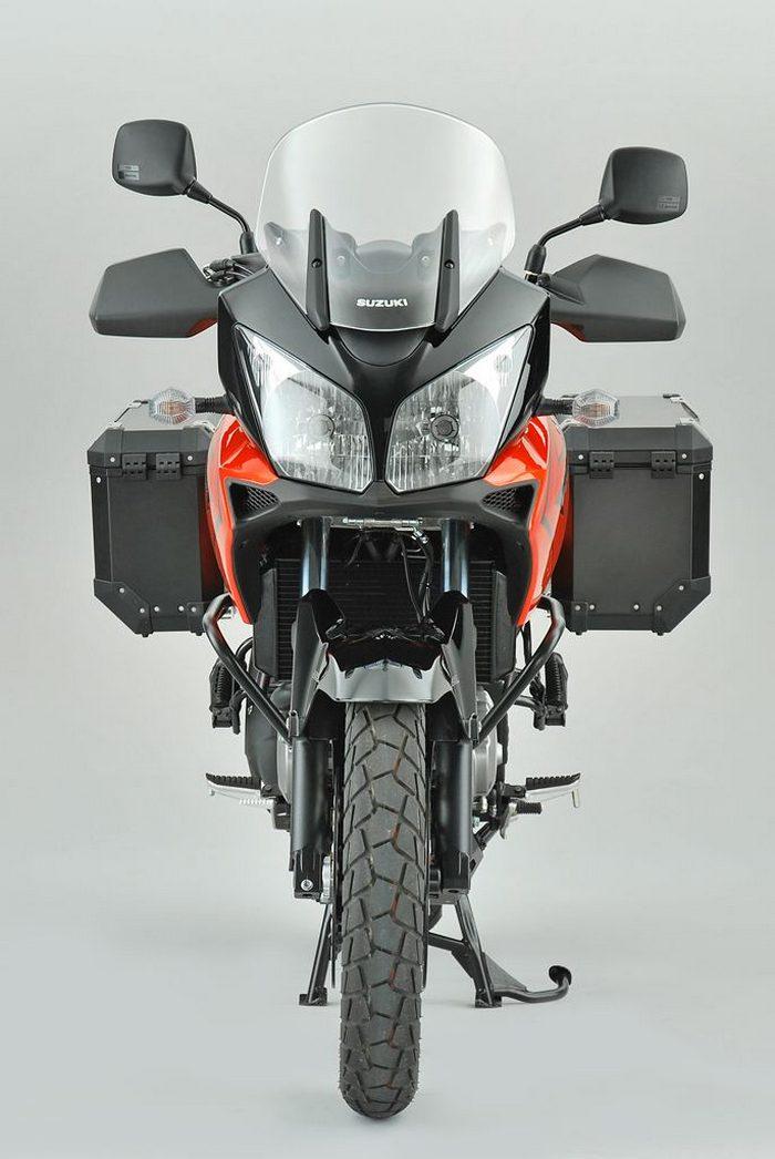 Suzuki DL 650 V-STROM Xpedition 2010 - 9
