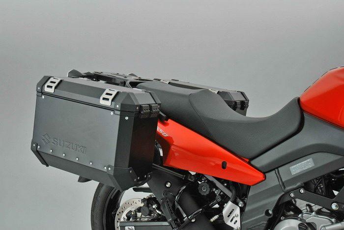 Suzuki DL 650 V-STROM Xpedition 2010 - 20