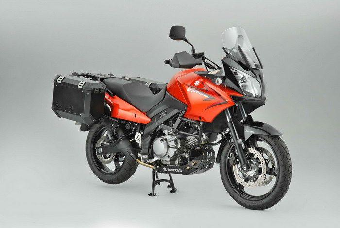 Suzuki DL 650 V-STROM Xpedition 2010 - 14