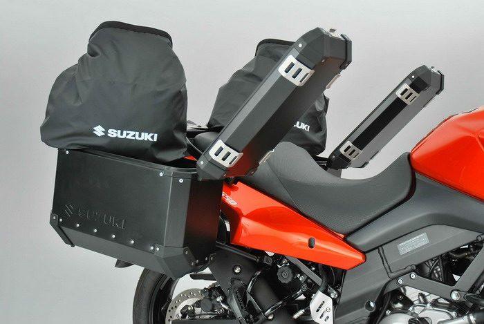 Suzuki DL 650 V-STROM Xpedition 2010 - 1