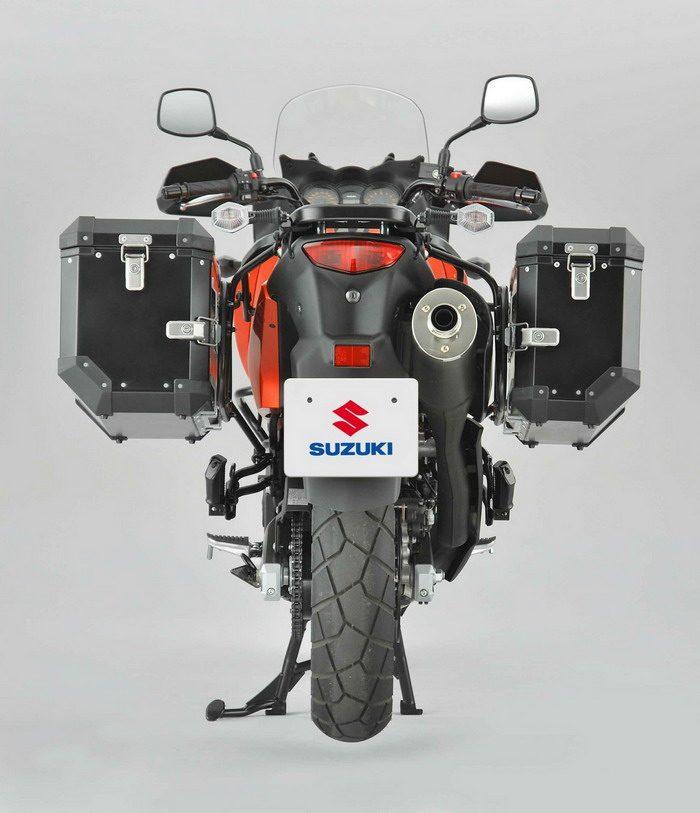 Suzuki DL 650 V-STROM Xpedition 2010 - 18