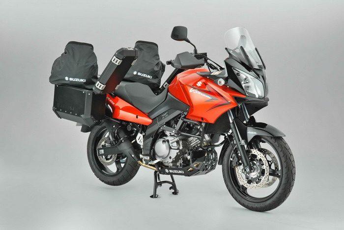 Suzuki DL 650 V-STROM Xpedition 2010 - 12