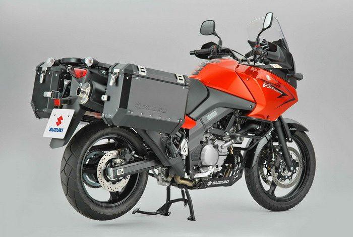 Suzuki DL 650 V-STROM Xpedition 2010 - 2