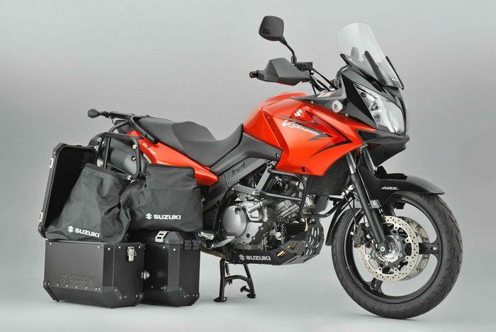 Suzuki DL 650 V-STROM Xpedition 2010 - 7