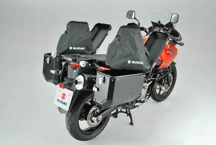 Suzuki DL 650 V-STROM Xpedition 2010 - 11