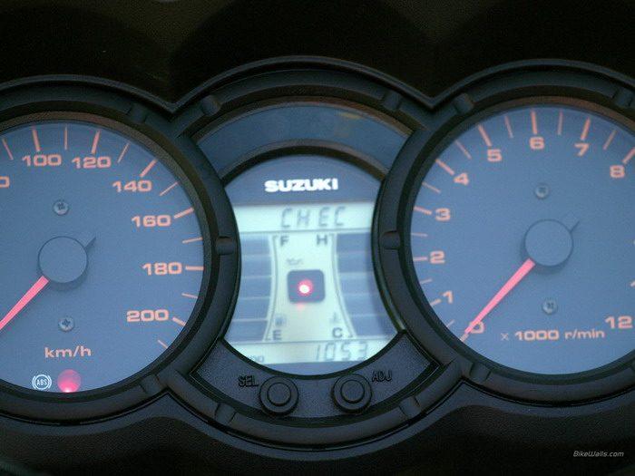 Suzuki DL 650 V-STROM 2003 - 24