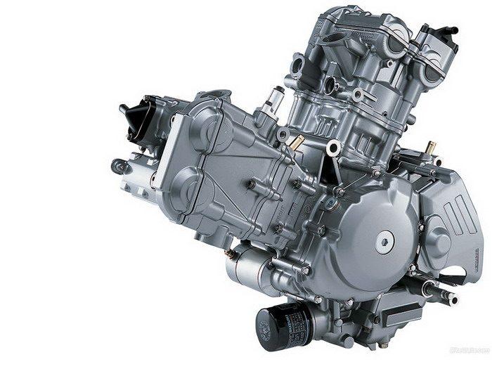 Suzuki DL 650 V-STROM 2003 - 7
