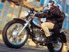 moto Suzuki 125 VAN VAN 2007
