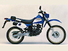 moto Suzuki DR 125 SE 1996