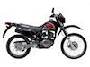 moto Suzuki DR 125 SE 2000