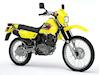 moto Suzuki DR 125 SE 2002