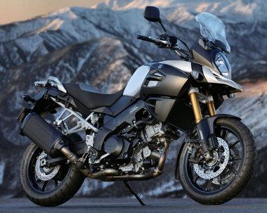 moto Suzuki 1000 V-STROM2016