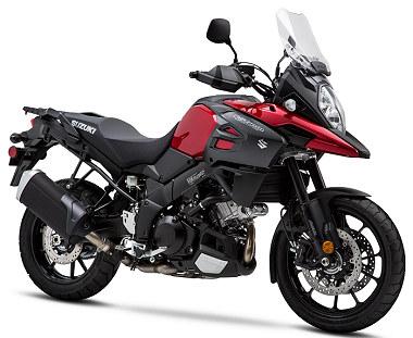 Suzuki DL 1000 V-STROM 2019