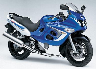 Suzuki GSX-F 600