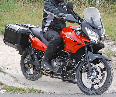 DL 650 V-STROM Xpedition 2010