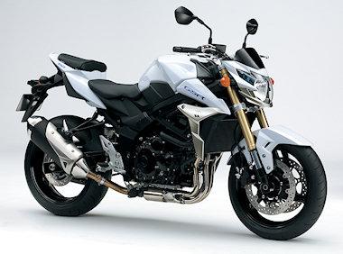 moto Suzuki GSR 750 2011