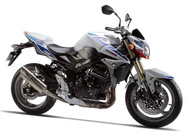 suzuki gsr 750 one edition 2013 fiche moto motoplanete. Black Bedroom Furniture Sets. Home Design Ideas