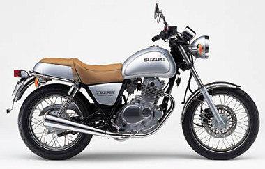 Suzuki TU 250 X Volty
