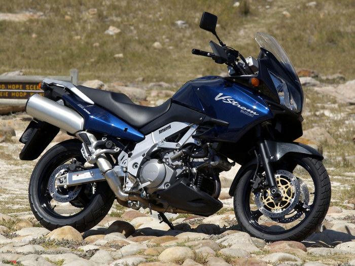Suzuki DL 1000 V-STROM