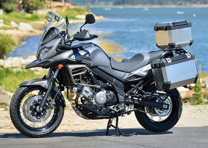 suzuki dl 650 v strom xt 2016 fiche moto motoplanete. Black Bedroom Furniture Sets. Home Design Ideas