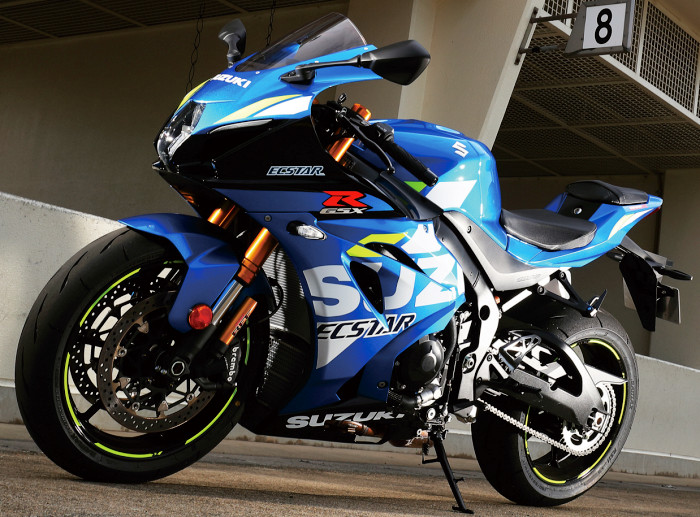 Suzuki Gsx R 1000 R 2019 Fiche Moto Motoplanete