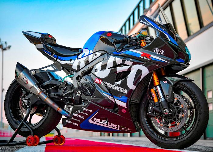 Votre garage de rêve.  Suzuki-GSX-R-1000R-Ryuyo-2019-700px
