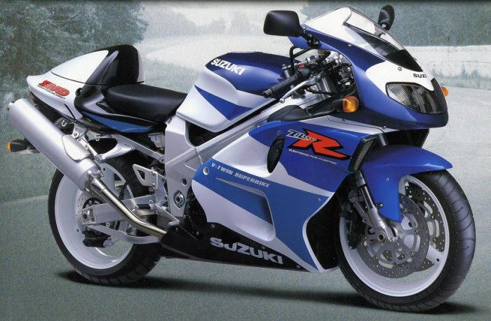 Suzuki Tlr