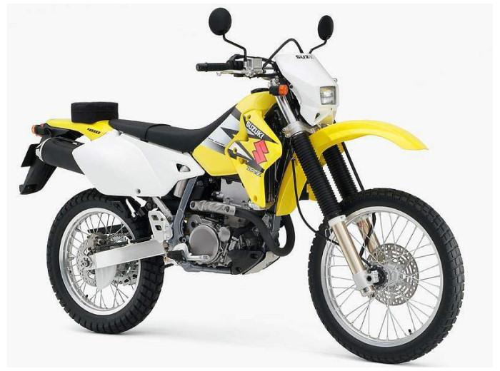 Suzuki DR-Z 400 S