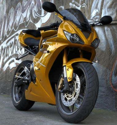 Triumph 675 Daytona 2007 Fiche Moto Motoplanete