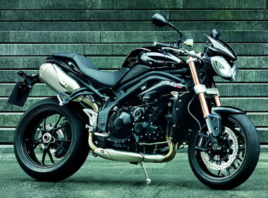 Triumph 1050 SPEED TRIPLE