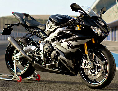 Triumph Daytona Moto2 765 Edition limit�e 2020