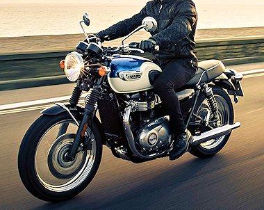Triumph 900 BONNEVILLE T 100 2017