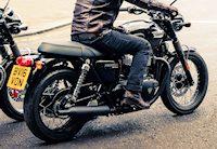 Triumph 900 BONNEVILLE T 100 Black