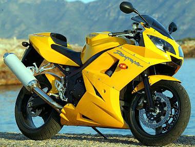 Daytona 600 2005