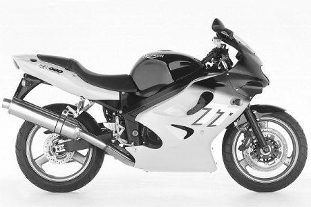 Triumph TT 600