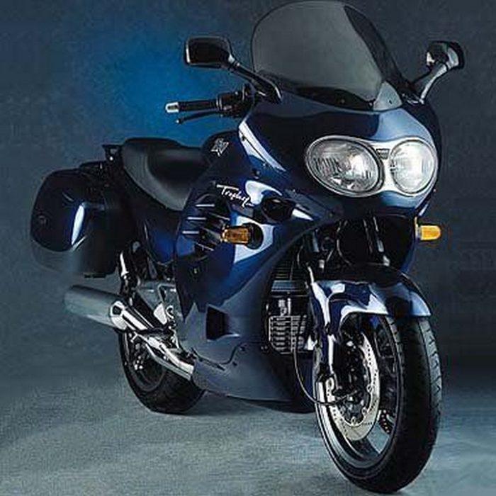 triumph 1200 trophy 2000 galerie moto motoplanete. Black Bedroom Furniture Sets. Home Design Ideas