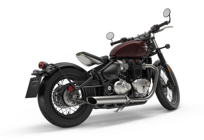 triumph 1200 bonneville bobber 2017 galerie moto motoplanete. Black Bedroom Furniture Sets. Home Design Ideas