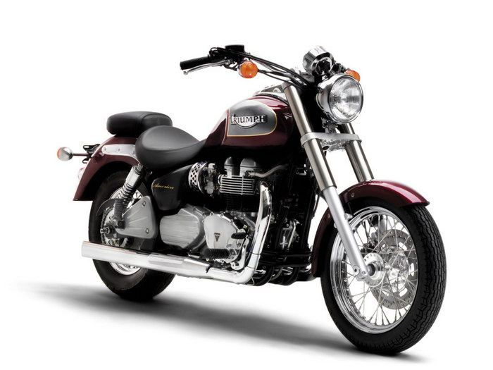 Triumph 800 BONNEVILLE AMERICA 2001 - 10