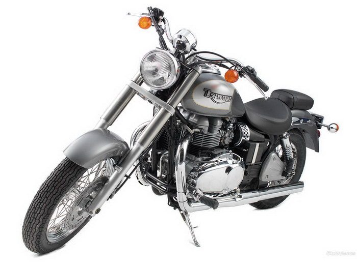 Triumph 800 BONNEVILLE AMERICA 2001 - 27
