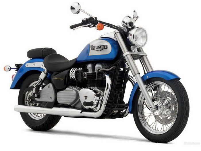 Triumph 800 BONNEVILLE AMERICA 2001 - 38