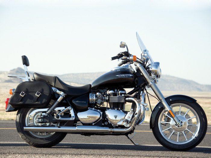 Triumph 800 BONNEVILLE AMERICA 2001 - 41