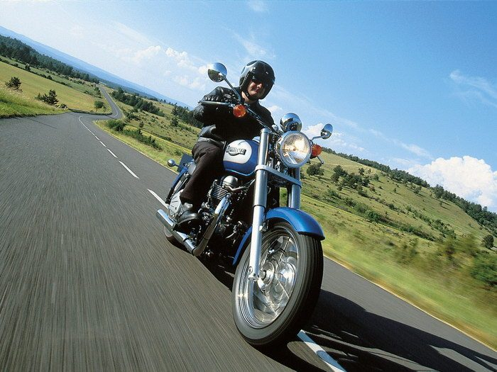 Triumph 800 BONNEVILLE AMERICA 2001 - 7