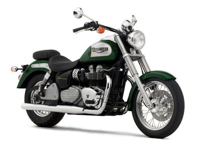 Triumph 800 BONNEVILLE AMERICA 2001 - 2