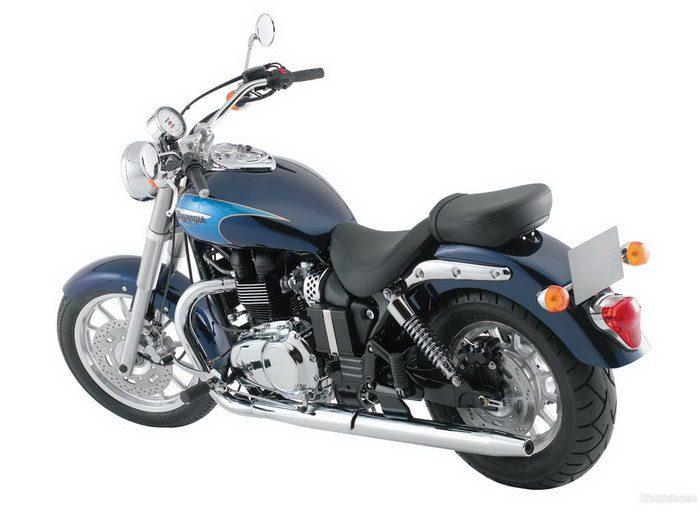 Triumph 800 BONNEVILLE AMERICA 2001 - 34
