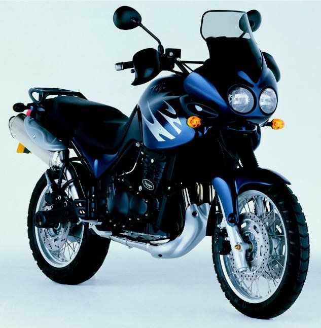 triumph 900 tiger t709 2000 galerie moto motoplanete. Black Bedroom Furniture Sets. Home Design Ideas