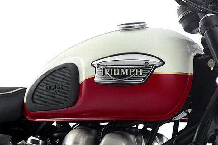 Triumph 900 SCRAMBLER 2006 - 3